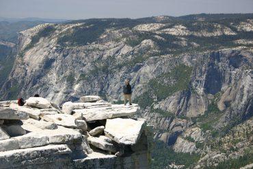 ヨセミテ ハーフドーム登山の旅 2004 day2