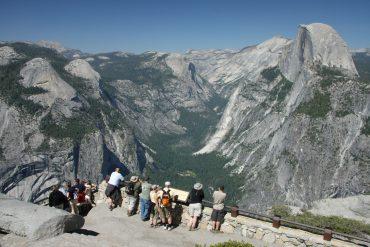 セコイアキャンプとハーフドーム登頂の旅 2009 day5
