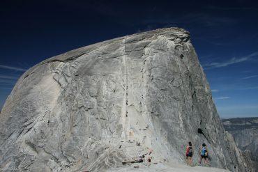 セコイアキャンプとハーフドーム登頂の旅 2009 day6