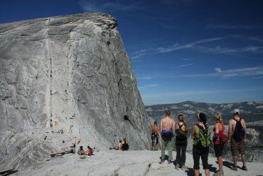 セコイアキャンプとハーフドーム登頂の旅 2009