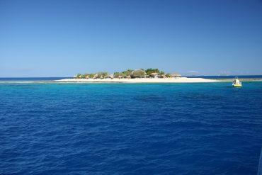 広い海に浮かぶ小さな島 フィジーへの旅 2010